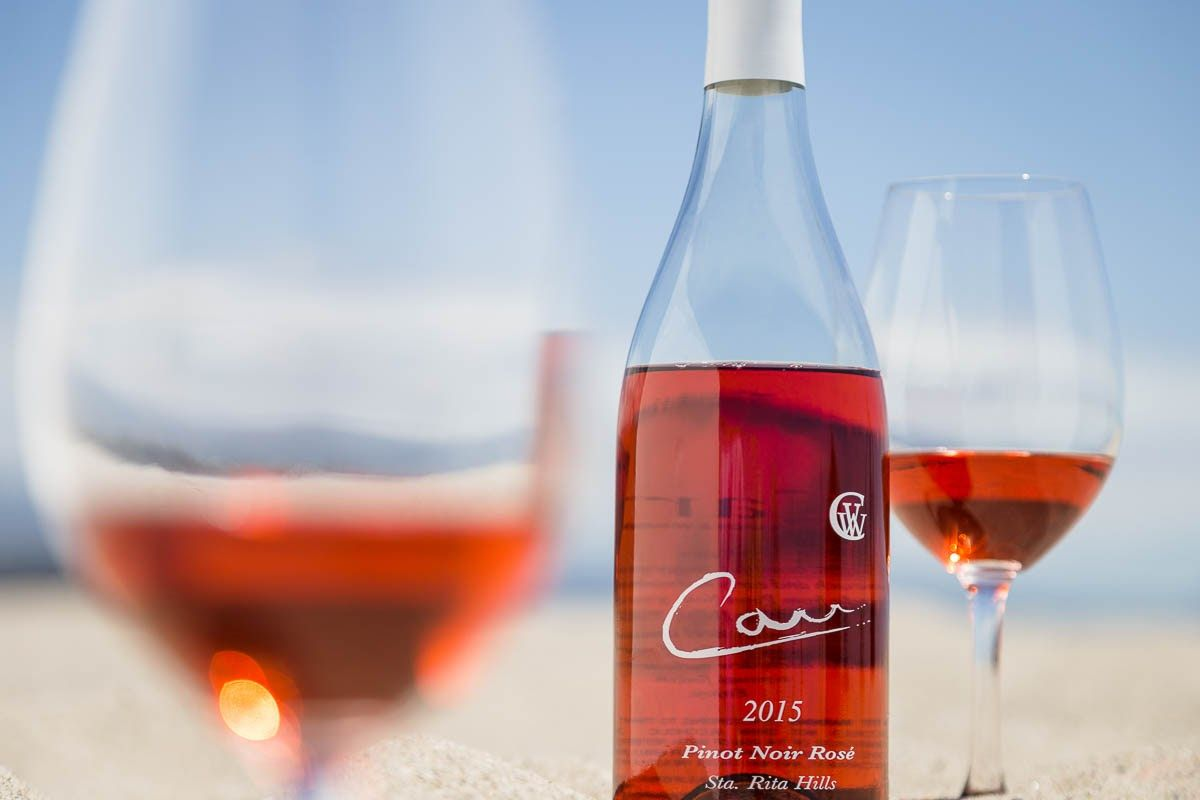 Carr Pinot Noir Rose With Images Handcrafted Wine