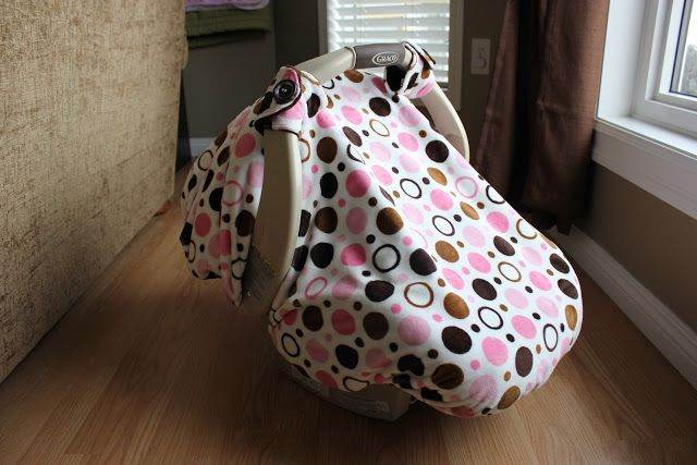 Warm Winter Carseat Cover Sewing Car Seats Baby