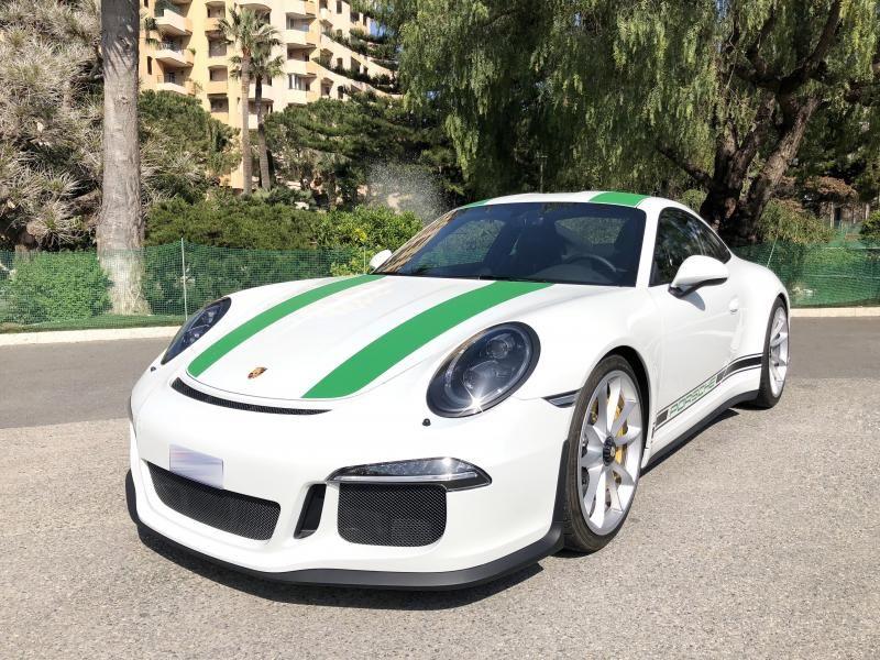 2016 Porsche 991 R Classic cars, Porsche, Porsche 991