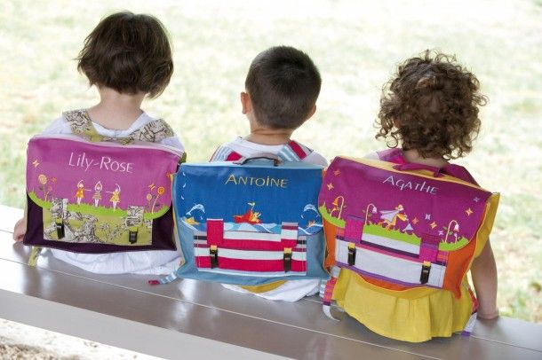 30b5ee25d65 Back to School with a French School bag - Tendre Deal - The 1st Members  only website - 100% kids