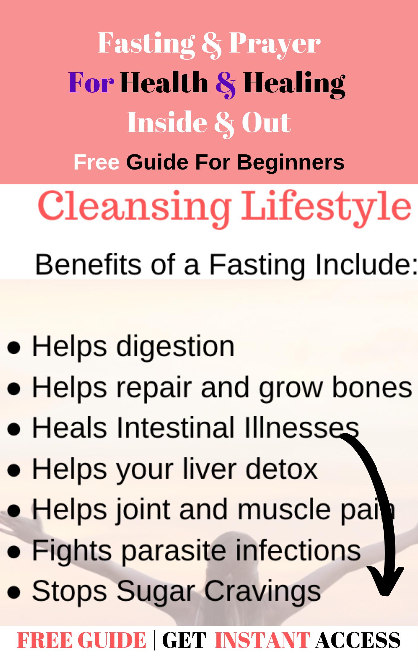 Fasting And Prayer Health Benefits Prayer For Health Prayers Health