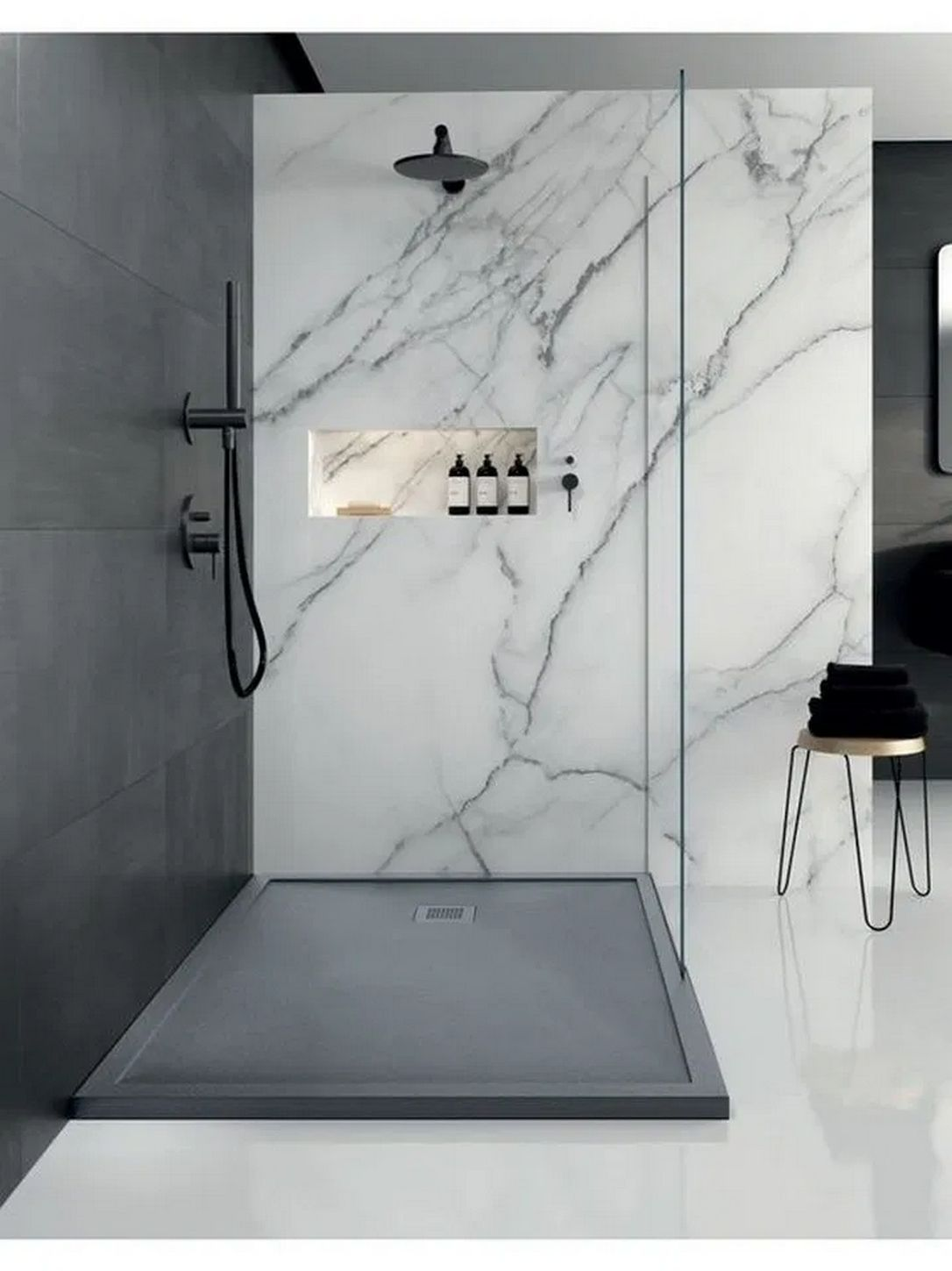 ✔70 inspiring shower tray for your bathroom renovation 63 #bathroomremodelideas #bathroomideas #bathroomremodeling #bathroomdecor #bathroomdecoration #bathroomideasonasmallbudget #bathroomremodelonabudget #bathroomshowers #bathroomshowerdesigns #bathroomideasonabudget #bathroomrenovationideas #bathroomrenovation #bathroomshowernew #bathroomshowercorner #bathroomdecorationideas #bathroomshowerwalkin #bathroomremodel #bathroomideassmallspace #bathroomdesignideas #bathroomdecorideas