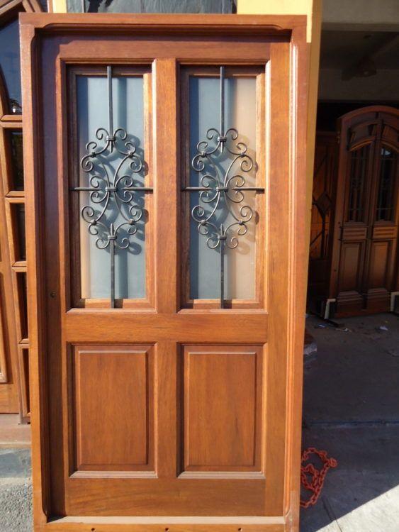 puertas coloniales puertas madera en 2019 cabinet