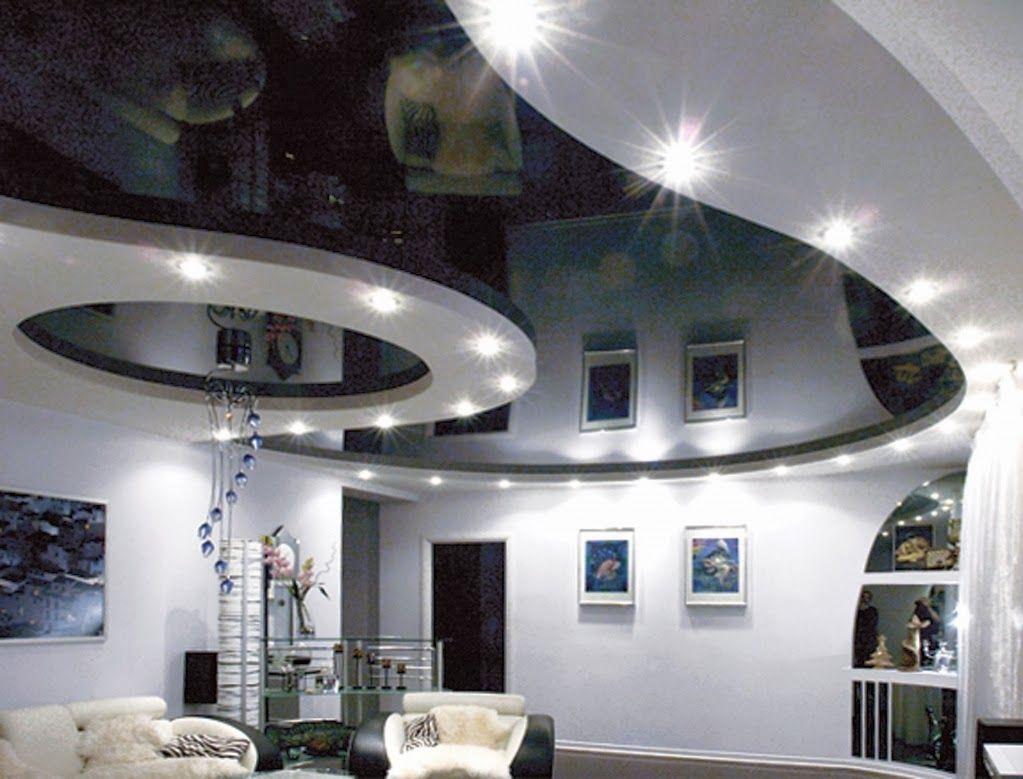 Falsos techos arquitectura y decoraci n pinterest for Decoracion de cielo