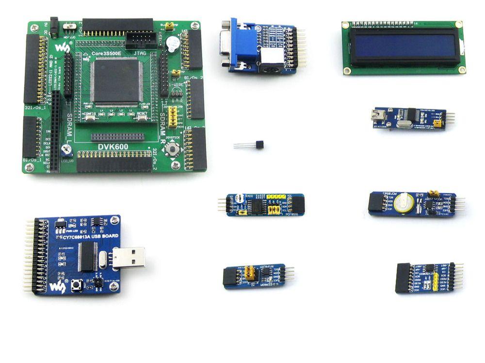 Open3S500E Package A # XC3S500E XILINX Spartan-3E FPGA Development