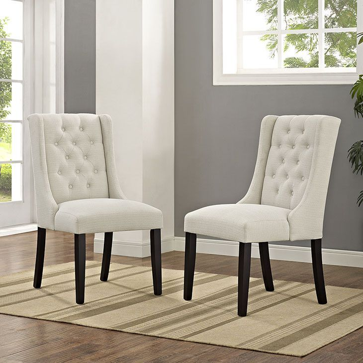 Ducal Fabric Dining Chair