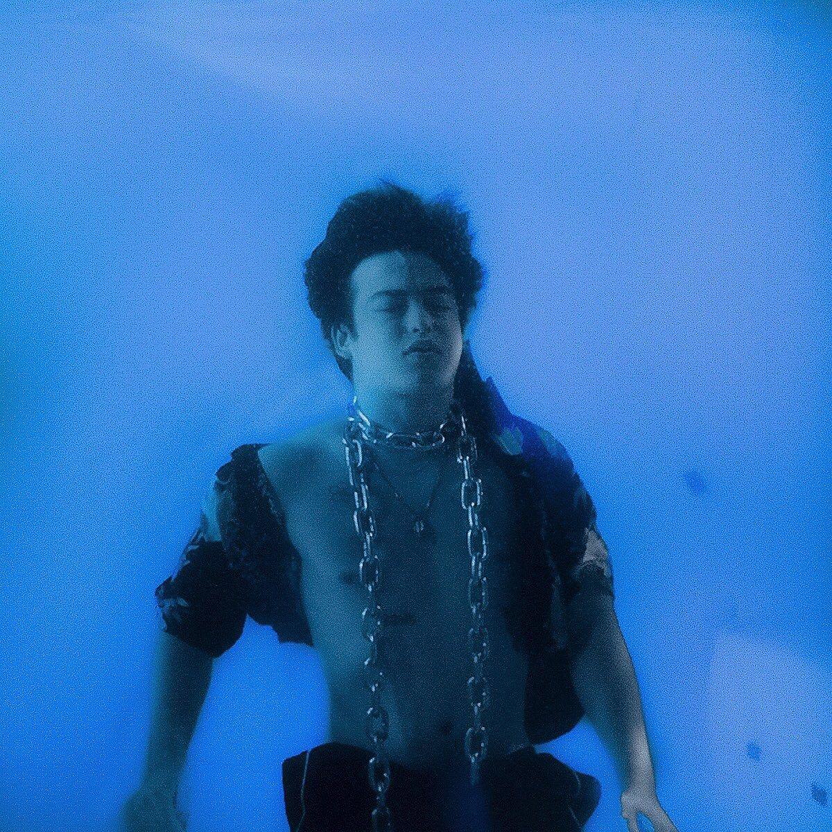 Joji in tongues album review music album cover cool