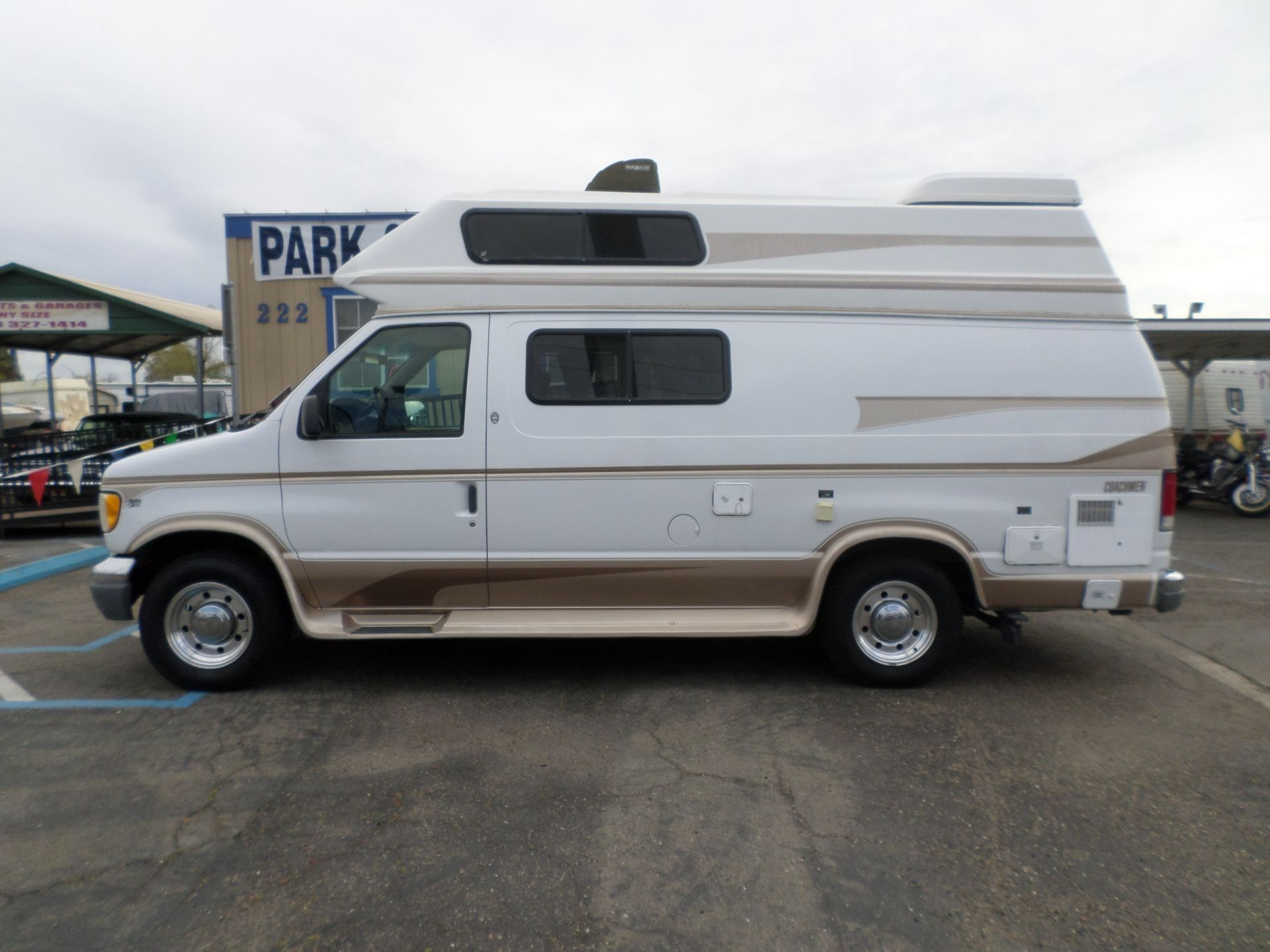 Class B Motorhomes For Sale In California