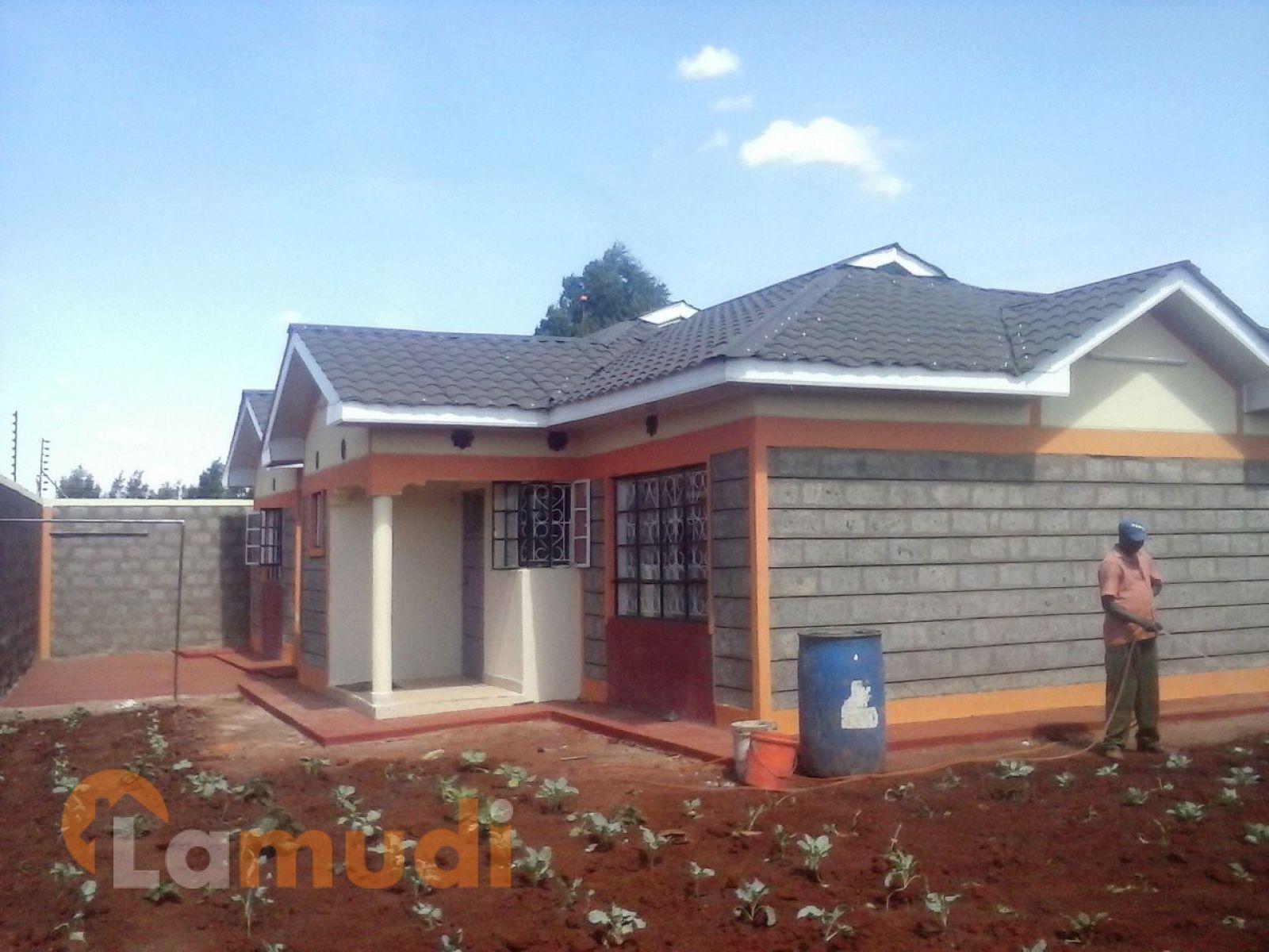 4 Bedroom Maisonette In Thika Maisonette House Outdoor Decor