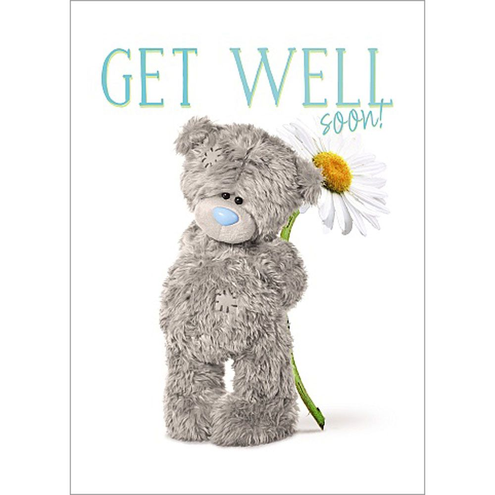 Get well soon photo finish me to you bear card for Me to u pictures
