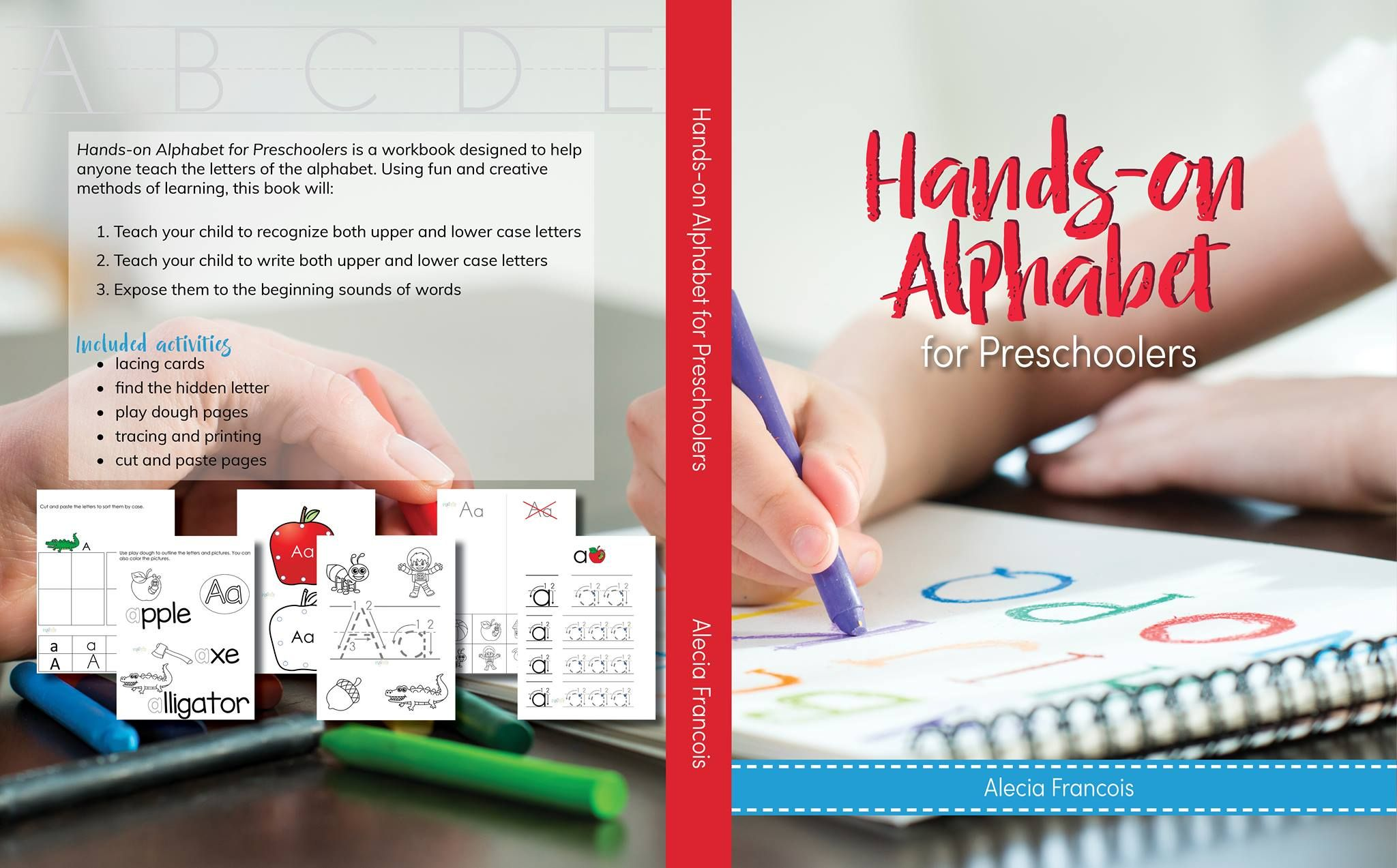 Letter A Alphabet Worksheets For Preschoolers With Images