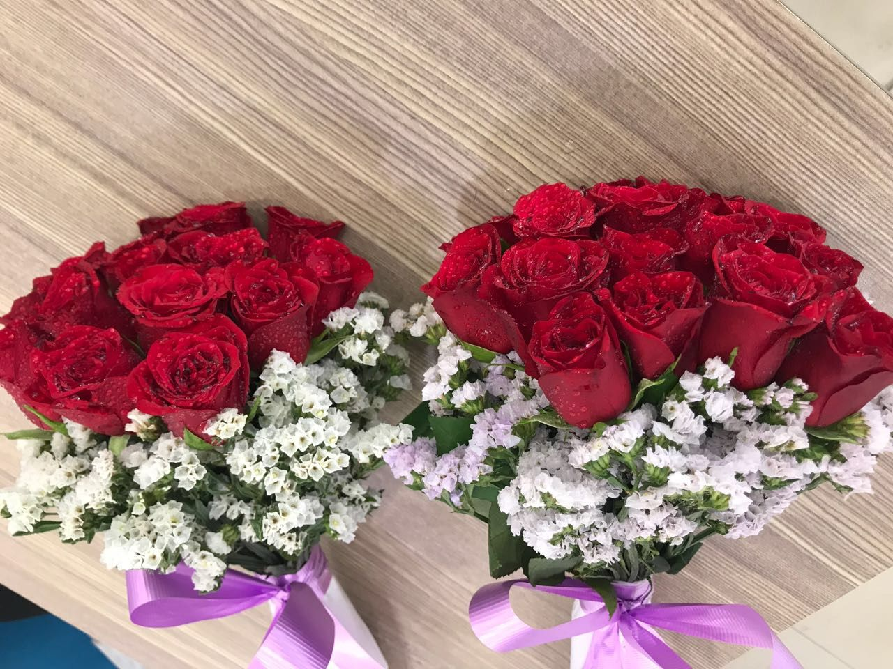 Romantic Red Roses Are The Perfect Bloom For Your Bridal Bouquet