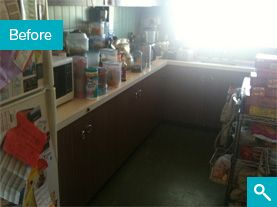 Freedom Kitchens - Before and After - Alexandria, NSW