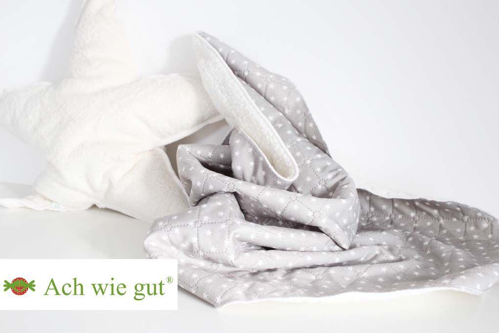 Decken Kuschelige Decke Doubleface Plusch Kinderwagen Decke