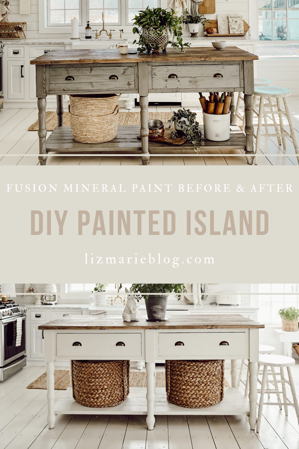 Painted Kitchen Before And After Photos Fusion Mineral Paint Little Lamb Kitchen Reno Kitchen Remodel Photos Kitchen Design Decor Small Kitchen Renovations