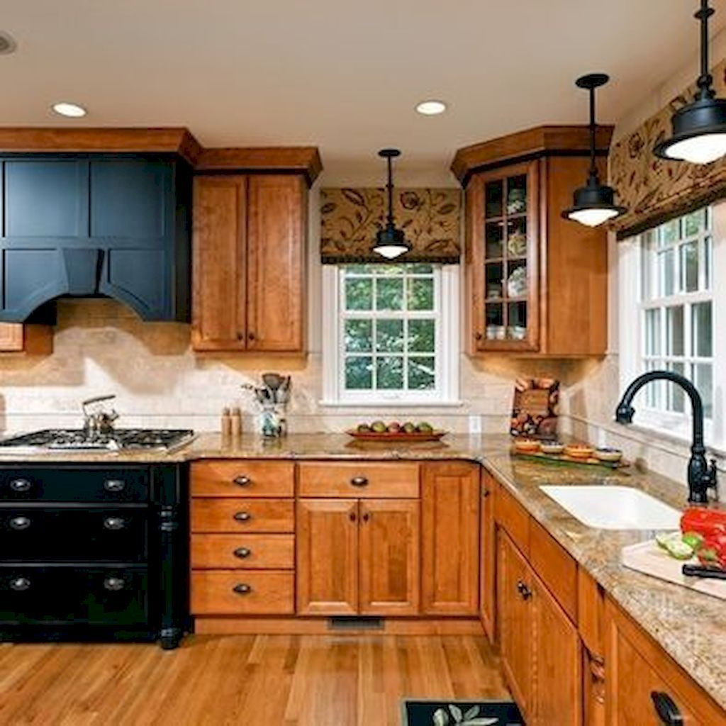100 best oak kitchen cabinets ideas decoration for ...