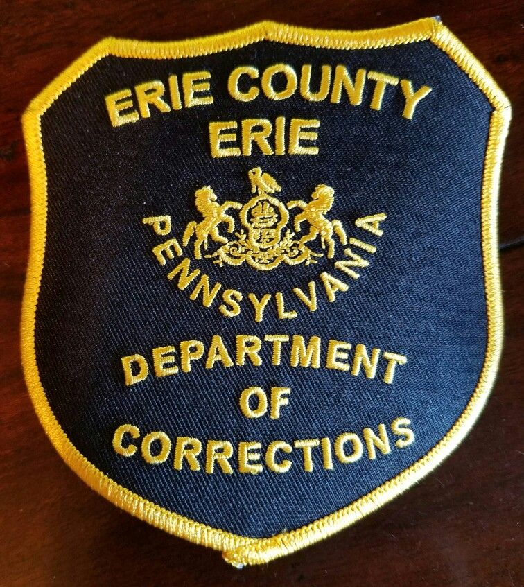Erie County PA DOC Department of corrections, Erie
