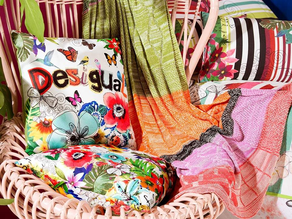 Maison et d co - Desigual home decor ...