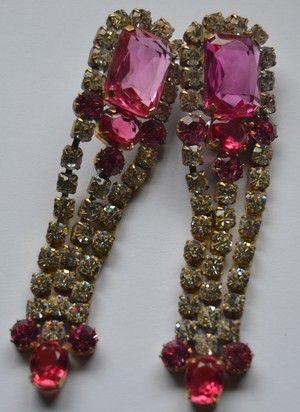 Brincos Pink (vendidos)