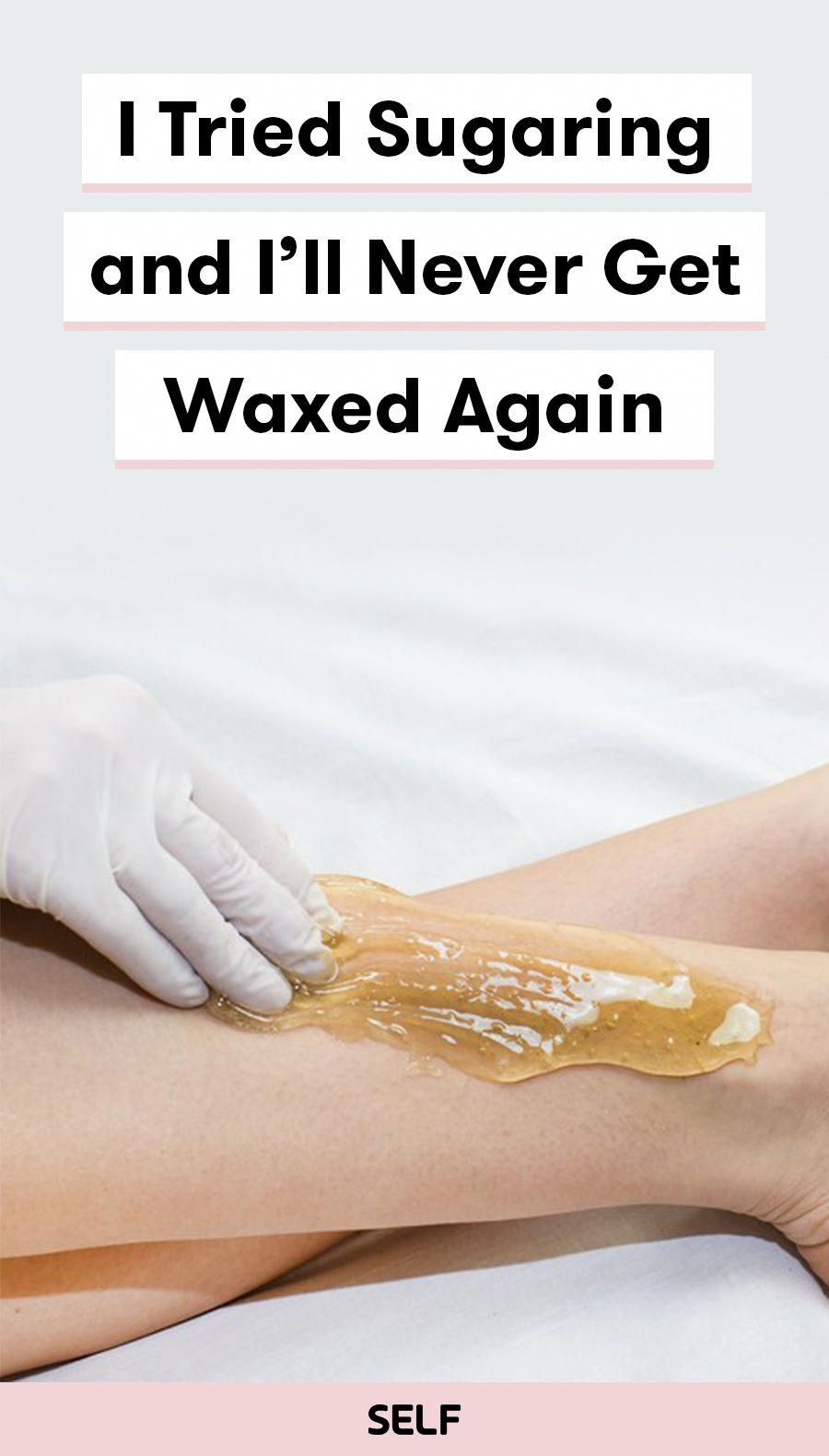 Sugaring isn't a new method of hair removal, but it ...