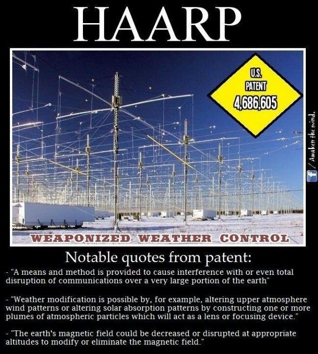 High Frequency Active Auroral Research Program (HAARP ...