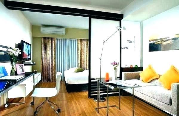 rectangular living room bedroom combo Google Search