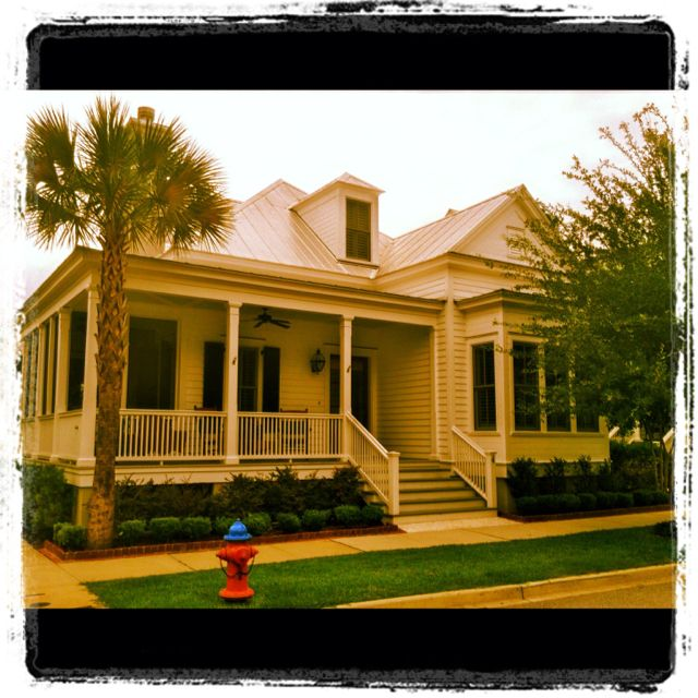 Lowcountry Carriage House: House Styles, House Plans, House