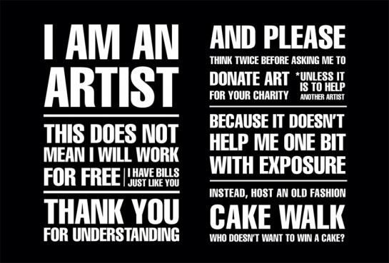 Support Artists Artist Quotes Illustration Competitions Funny Art Memes