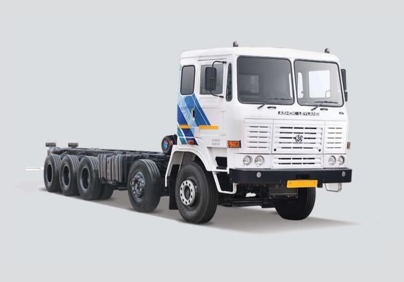 Ashok Leyland 4123 Price Specifications Mileage Images With
