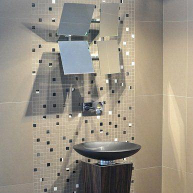 Salle de bain by Christophe Veille - Ze Design Agency ID Maison