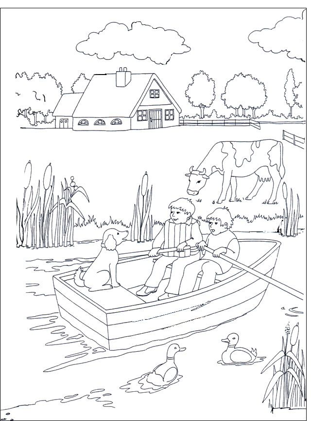 paesaggi_xv Adult and teen coloring pages   Coloring pages for ...