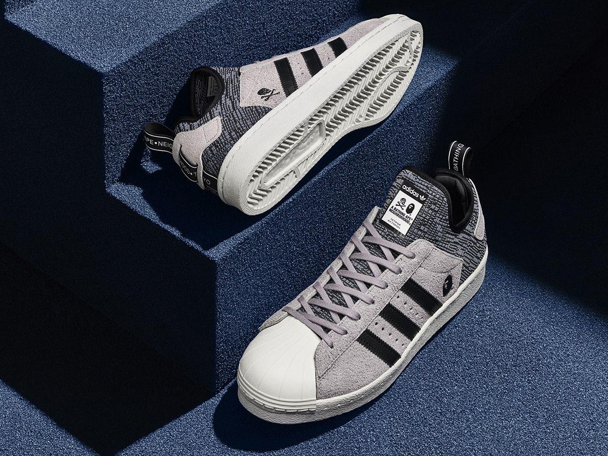216f3f3c8b91 adidas superstar BOOST x BAPE x Neighborhood (Release Info   7 Picture  Preview) - EU Kicks  Sneaker Magazine