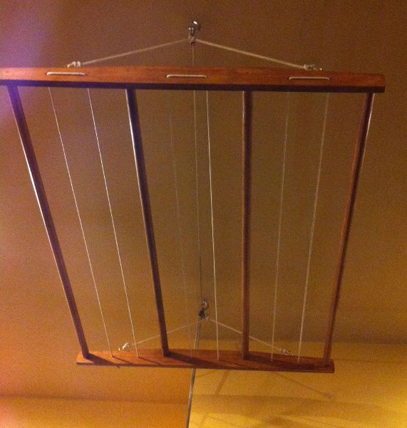 Clothes Airer Hanging Clothes Drying Rack Laundry Rack