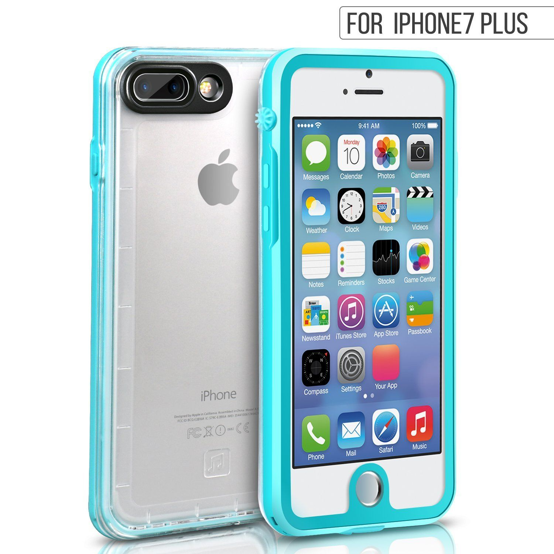 Fitfort iphone 7 plus waterproof case ip68 certified