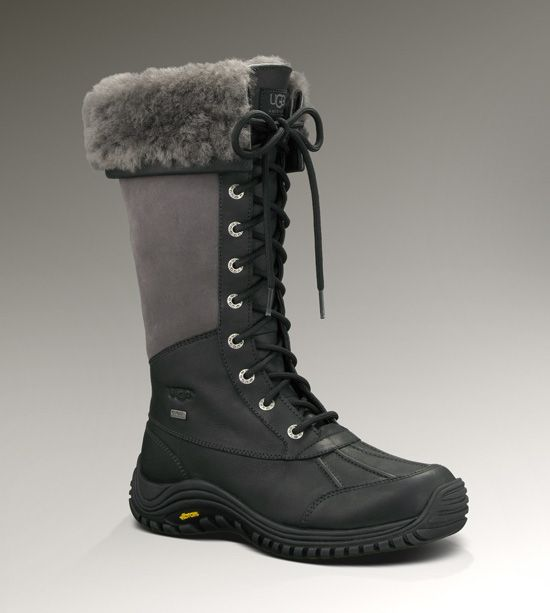 Uggs Adirondack Tall - great for snow and rain, yet stylish too!