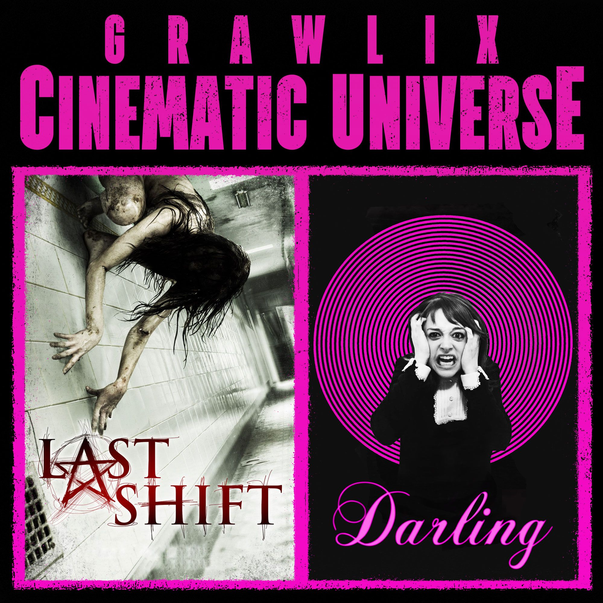 GCU 35 Last Shift & Darling Darling 2015, Two movies