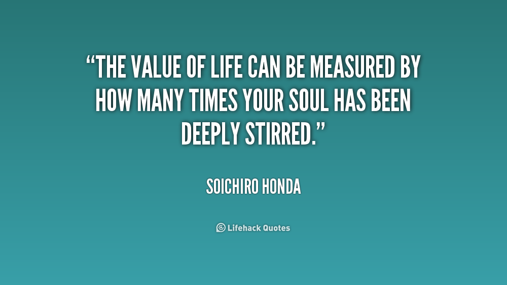 Perfect Value Of Human Life Quotes. QuotesGram