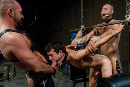 xxx gay bondage