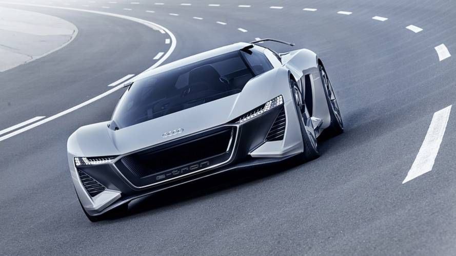 Audi Pb18 E Tron Supercar Confirmed For Limited Production Konzeptfahrzeuge Superauto Audi