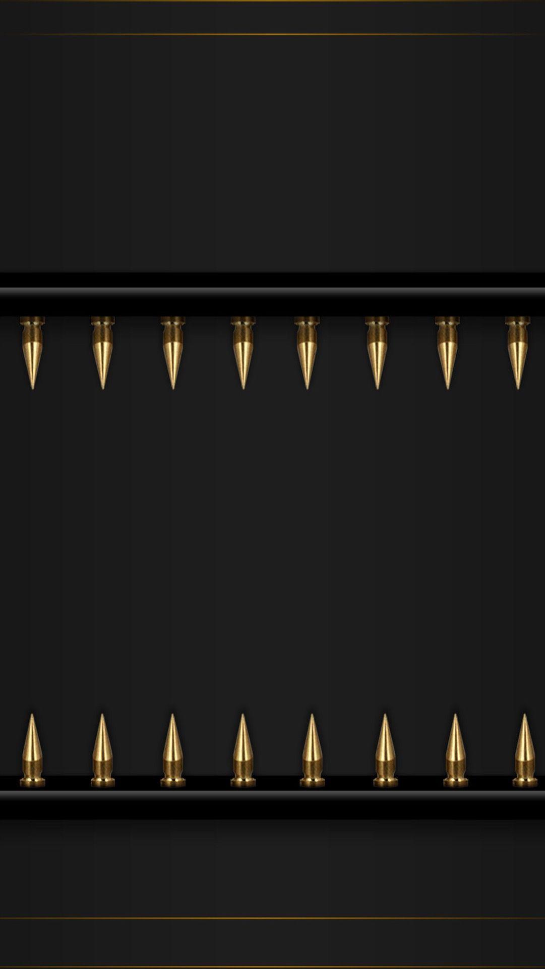 Tap And Get The Free App Lockscreens Bullets Black Stylish