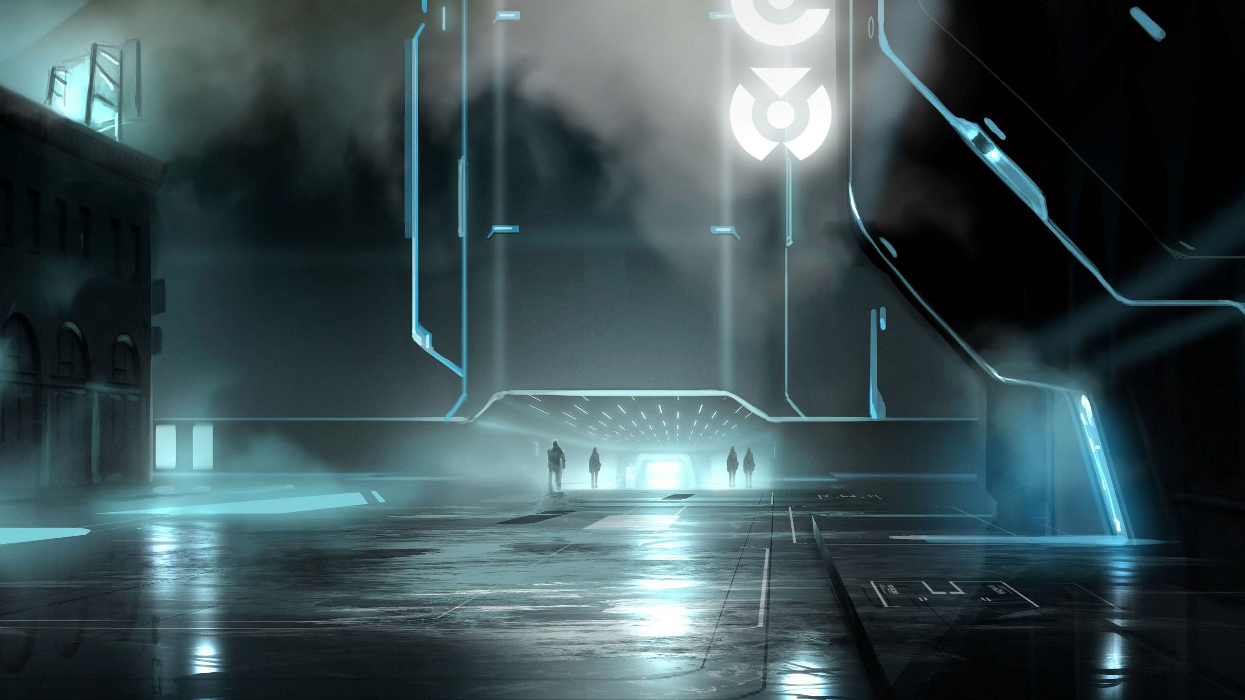 tron atmosphere | t20n | mood board | pinterest