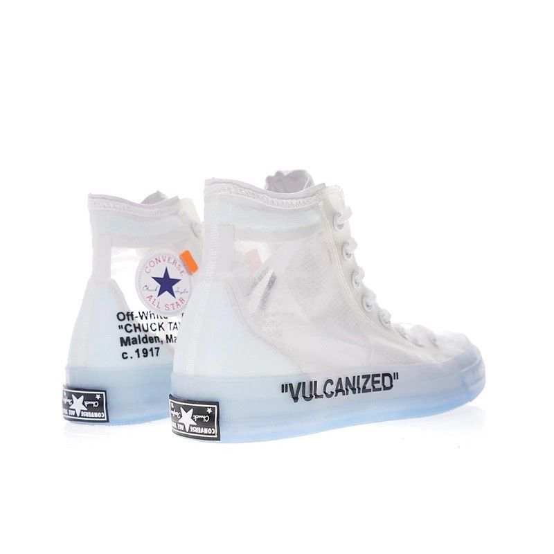 c4010780d74 Details about Converse X Off-White Virgil Abloh Chuck Taylor CT All ...