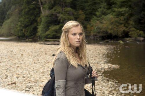 The 100 Photos Earth Kills Eliza Taylor The 100 Season 1 The 100