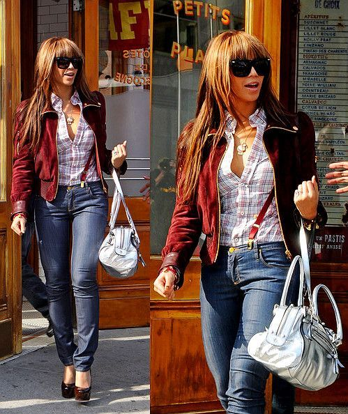 Beyonce street style | Beyonce street style