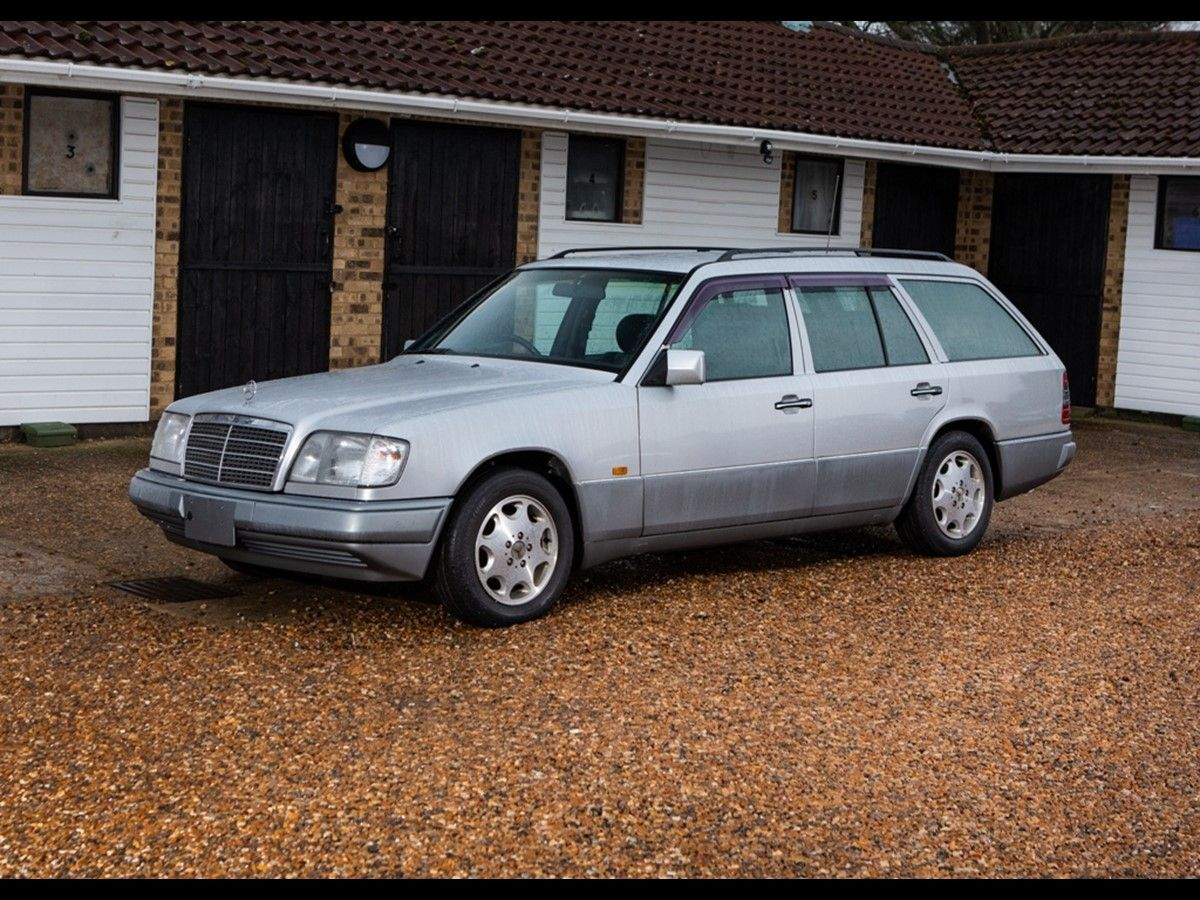 W124 Is The Mercedes