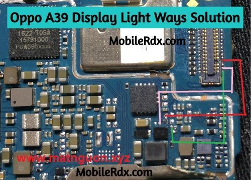 Oppo A39 Display Light Solution Lcd Light Ways Mobile