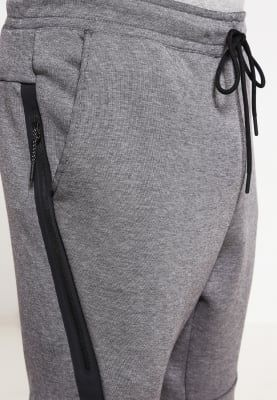 8e2dd39d Nike Sportswear TECH FLEECE - Tracksuit bottoms - carbon heather/cool grey/ black for £59.99 (01/10/16) with free delivery at Zalando