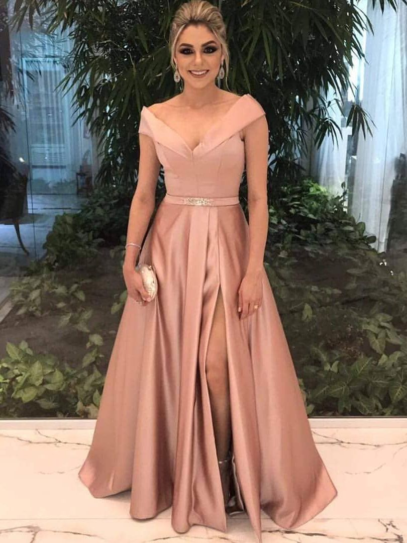 Cheap Colorful Prom Dresses Long Prom Dresses Simple Prom