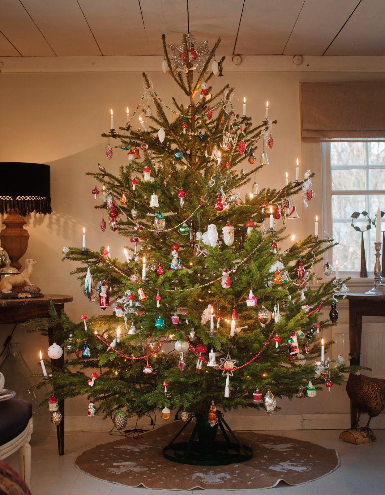 Navidad tradicional y llena de encanto en suecia desde - Blog decoracion navidad ...
