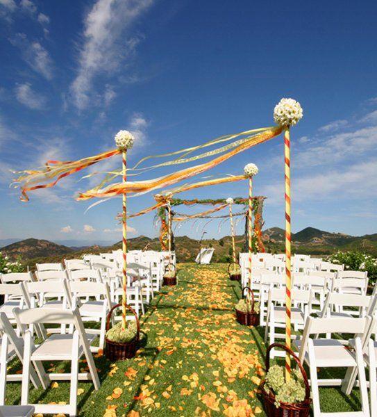 The Edgewater Reviews Ratings Wedding Ceremony: Beach Wedding Aisles, Aisle